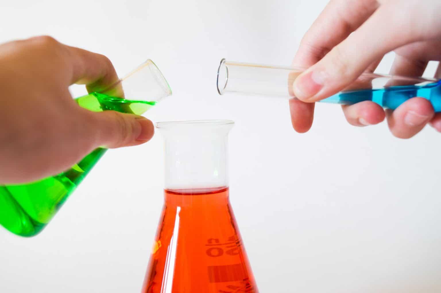 Verfahren wegen Straftat nach Chemikaliengesetz