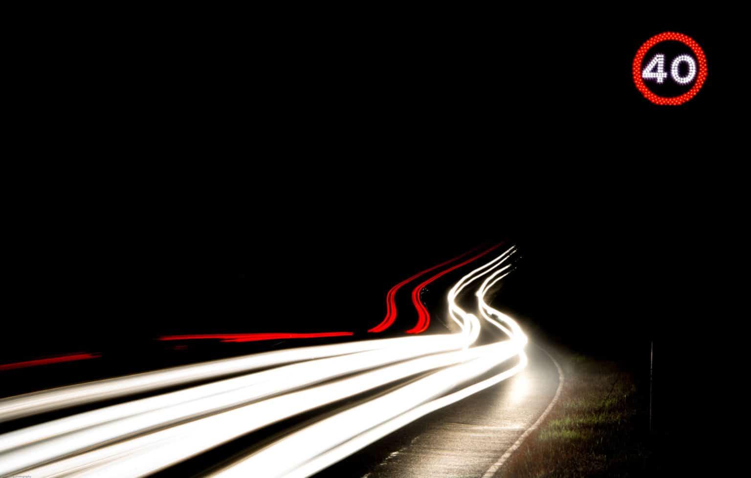 Ordnungswidrigkeitenrecht/ Vorsätzlicher Geschwindigkeitsverstoß